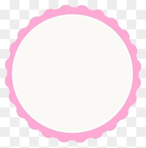 Big Image Silver Circle Frame Png Free Transparent PNG