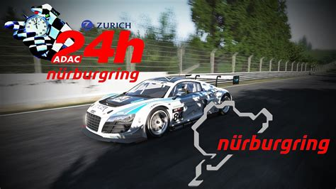 Project Cars  24hrennen Nürburgring  Audi R8 Lms Ultra