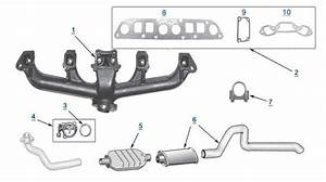 Jeep Wrangler Cj Replacement Exhaust
