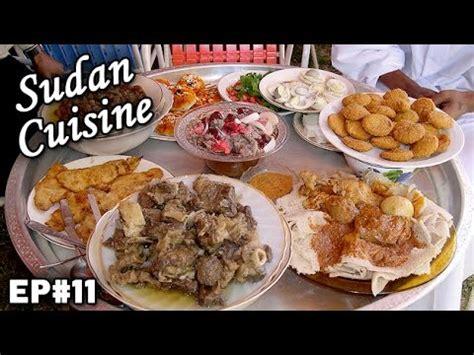 Sudanese Cuisine  Sudan  Cultural Flavors Psychotec