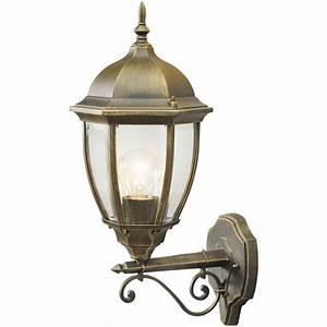 Lampe De Jardin : applique ext rieure r tro lampe de jardin chic ~ Teatrodelosmanantiales.com Idées de Décoration