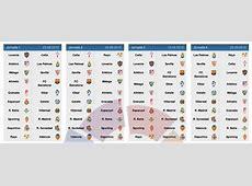 La Liga 2015 2016 Search Results Calendar 2015