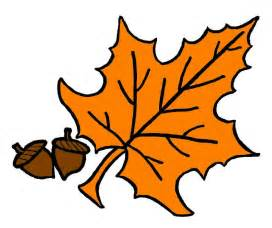 Autumn Oak Tree Clip Art