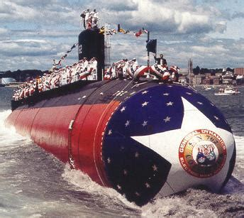 Electric Boat Groton by Electric Boat Production Record