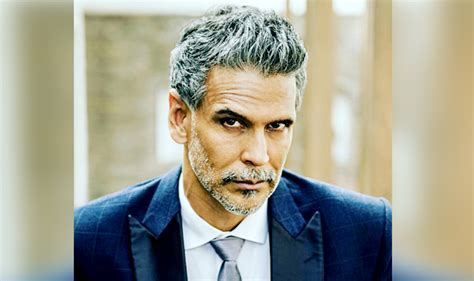Milind Soman is on the Cover of the Magazine Just Urbane