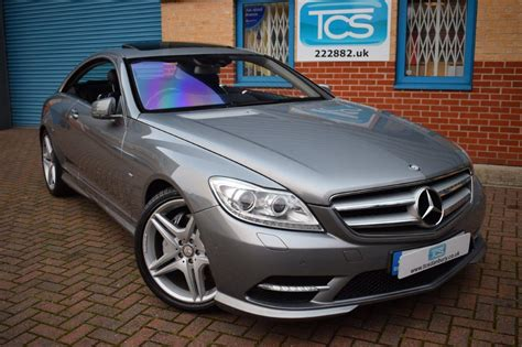 manual cars for sale 2010 mercedes benz cl class head up display used 2010 mercedes benz cl cl500 blueefficiency for sale in essex pistonheads