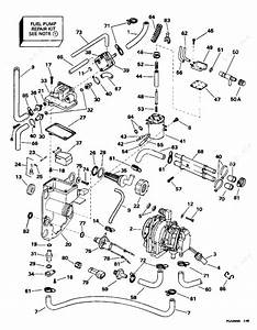 30 Johnson Outboard Fuel Pump Diagram