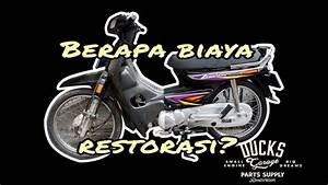 Before After Restorasi Honda Astrea Legenda By Duck U0026 39 S