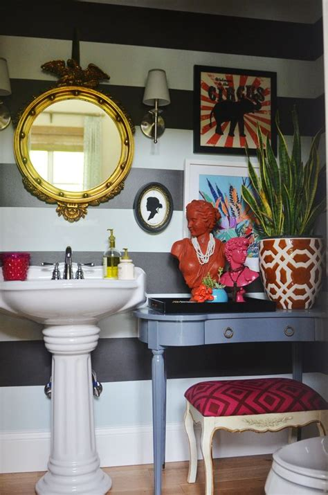 Funky Bathroom Ideas by What Is Your Bathroom Style Movinonout Eclectic