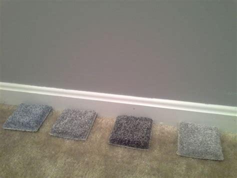 color carpet  gray walls bedroom grey walls