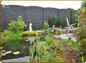 Palissade De Jardin : cloture beton palissade cherbourg octeville 50100 ~ Melissatoandfro.com Idées de Décoration