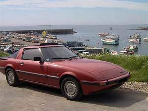 1986 Mazda Rx-7 - Overview