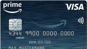 Gutschrift Auf Kreditkarte : kreditkarte amazon startet kostenlose visa karte f r prime kunden ~ Orissabook.com Haus und Dekorationen
