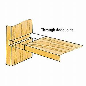 Wooden Dado joint by hand Plans PDF Download Free custom
