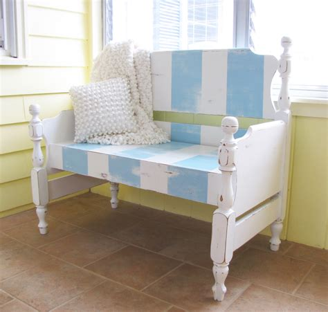 Bed Into Bench hometalk turn that bed into a useful bench