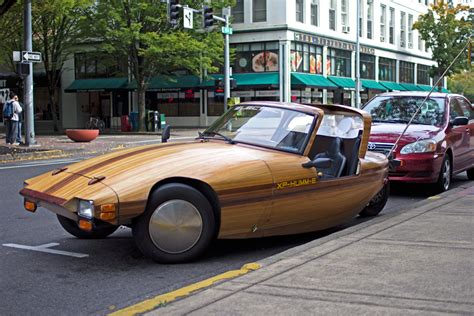 Electric boat car | People of Downtown Eugene