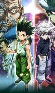 Hunter x hunter   Arte de anime, Dibujos, Fondo de ...
