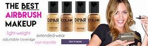 Airbrush Makeup  Flawless Airbrush Makeup by Dinair