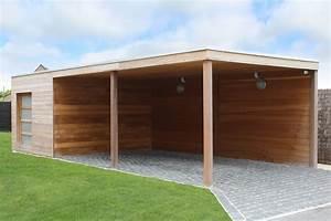 Carport Avec Abri : carport brasil avec abri v e h projects de jardin ~ Melissatoandfro.com Idées de Décoration