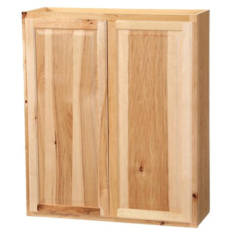 home depot hickory base cabinets hton bay hton assembled 36x42x12 in wall kitchen