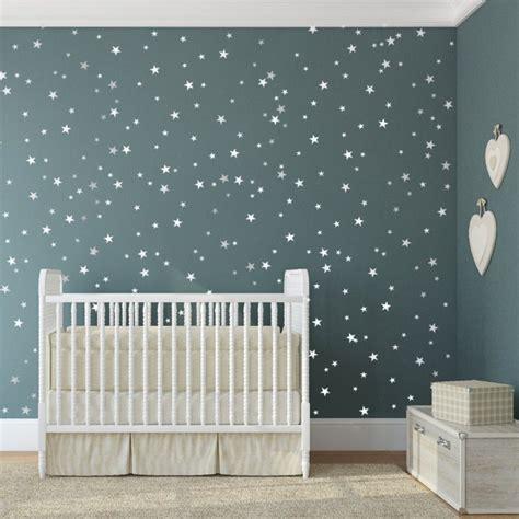 decoration murale pour chambre stickers chambre bébé fille pour une déco murale originale