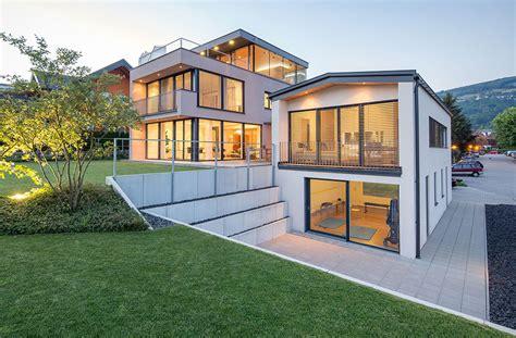 Haus H Erweiterung  Architekt Dipl Ing Matthias