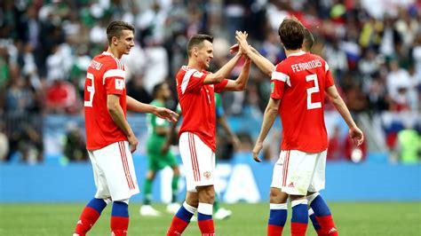 Fifa World Cup News Hosts Russia Kick Off