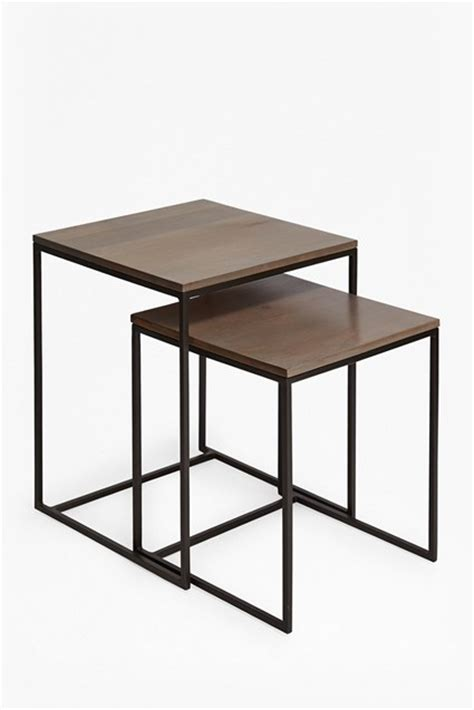 marble nesting tables marble nest of tables collection connection 4021