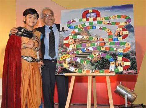 sab tv partners  toy kraft launches baalveer board game