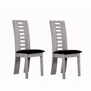 Chaise à Manger : chaise de salle a manger id es de d coration int rieure french decor ~ Teatrodelosmanantiales.com Idées de Décoration