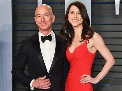 Jeff Bezos' ex-wife, MacKenzie Scott becomes the world's ...