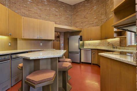Kitchen House St Louis by On The Market Frank Lloyd Wright Designed Paul Olfelt