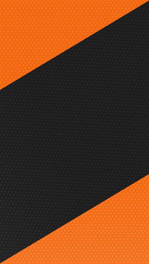 Black Orange Wallpaper For Iphone by Orange Black Wallpaper Gallery