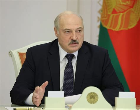 Alexander grigoryevich lukashenko or alyaksandr ryhoravich lukashenka (born 31 august 1954) is a belarusian politician who has served as the first and only president of belarus since the establishment. EU agrees sanctions on Russia over Navalny poisoning and on Lukashenko - POLITICO