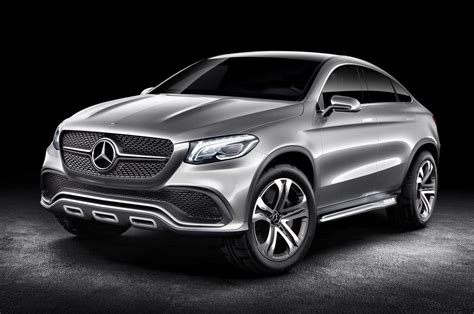 Mercedes Cars News Concept Coupe Suv Previews X6 Rival