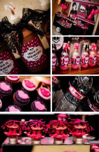 Monster High Birthday Party Theme
