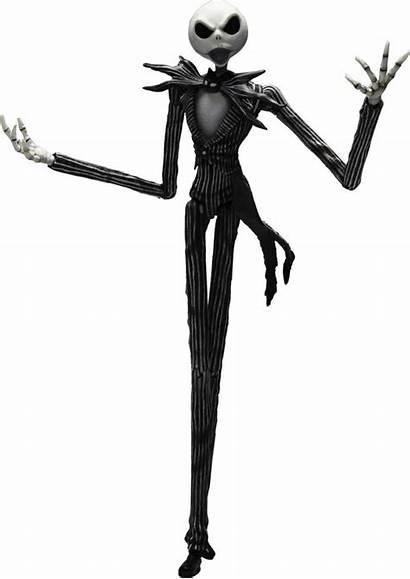 Jack Skellington Burton Tim Clay Anime Figures