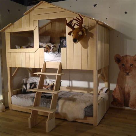 cabane pour chambre lit superpose enfant original 28 images lovely lit