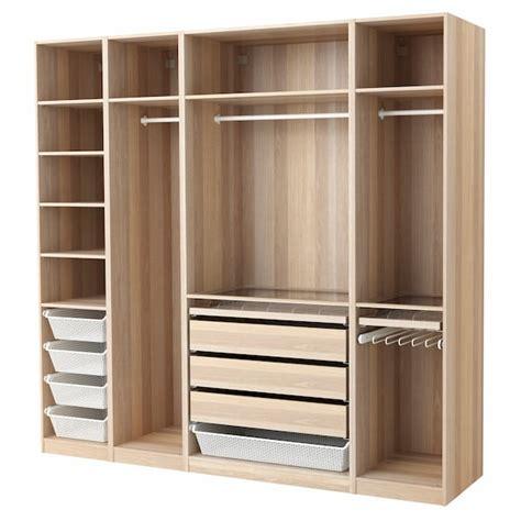 Ikea Kleiderschrank Türen by Pax Kleiderschrank Eicheneff Wlas Ikea
