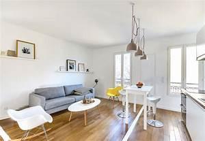 Aménagement Petit Appartement : 11 astuces d co pour optimiser les petits espaces picsmyhome ~ Nature-et-papiers.com Idées de Décoration