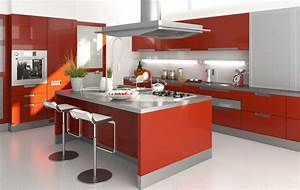 Aménagement Cuisine En U : comment bien am nager sa cuisine ~ Premium-room.com Idées de Décoration