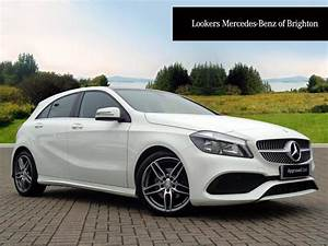 Mercedes Benz Classe A Amg : mercedes benz a class a 200 d amg line white 2016 09 01 in portslade east sussex gumtree ~ Medecine-chirurgie-esthetiques.com Avis de Voitures
