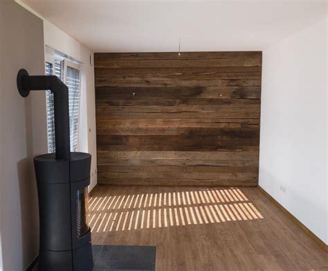 Wandverkleidung Mit Holz by Altholz Eiche Gehackt Wandverkleidung Bs Holzdesign