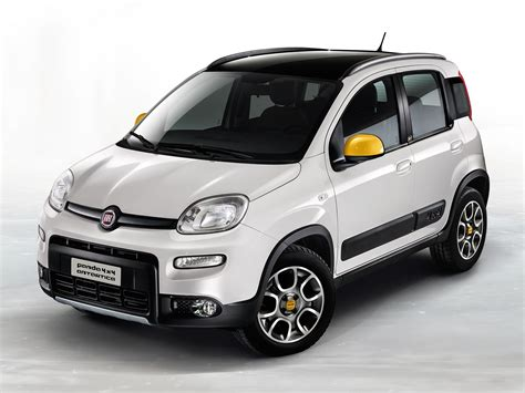 Fiat Panda 4x4 by Fiat Panda 4x4 2012 2013 2014 2015 2016 2017
