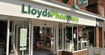 lloyds pharmacy 20 stores in surrey threat from