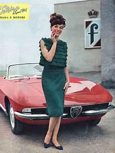 Boutique Alfa Romeo : cabriolet alfa romeo 1600 carrozzeria farina girl 1963 vintage vehicle 39 s pinterest ~ Maxctalentgroup.com Avis de Voitures