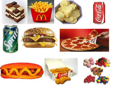different types of cuisine different types of junk food by skilhgt on deviantart