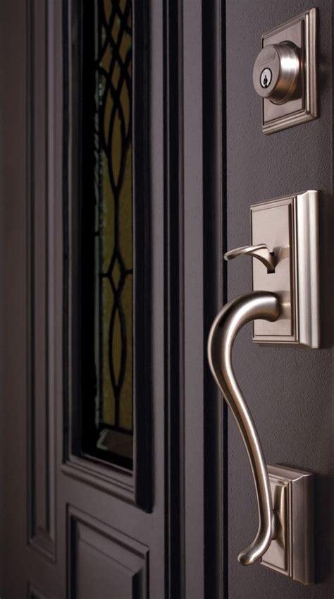 handlesets entry door schlage  front idea