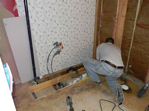Mobile Home Bathroom Painting Ideas by Bathroom Tear Out Part 1 My Mobile Home Makeover
