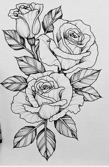 Pin by Charlotte Roy on woodburning   Tattoo drawings, Tattoo designs, Flower tattoo designs